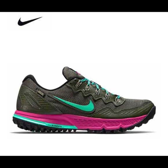 ef72be7255201 Nike 12 Zoom Wildhorse 3 GTX women s running shoe.  M 5b85d995f41452711006da2a